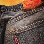 Jeans Mending